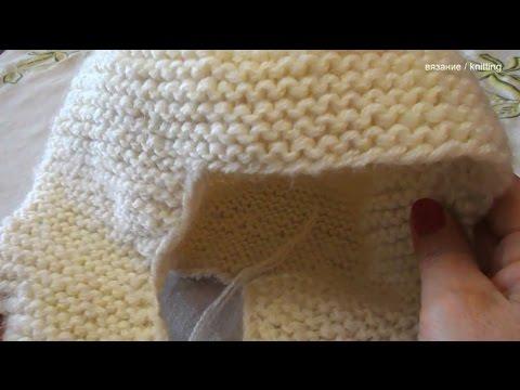 Шапка ушанка вязаная - YouTube