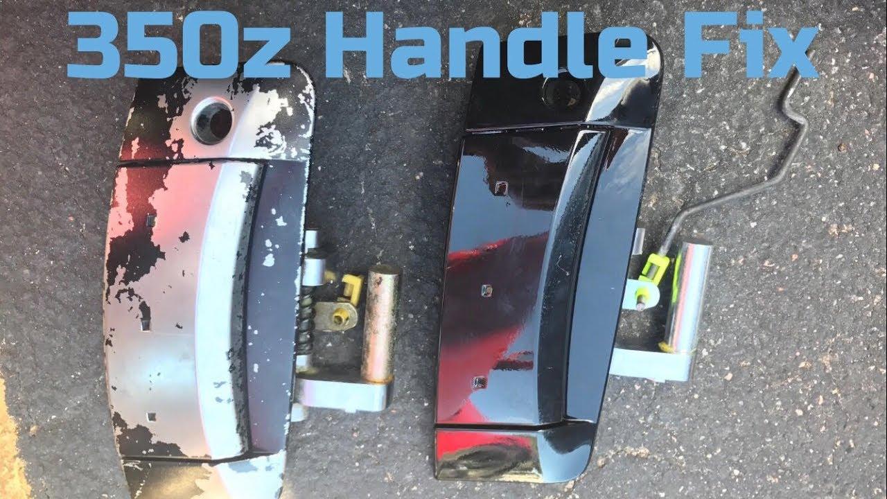 350z Door Handle - Best Image Ficcio.Net