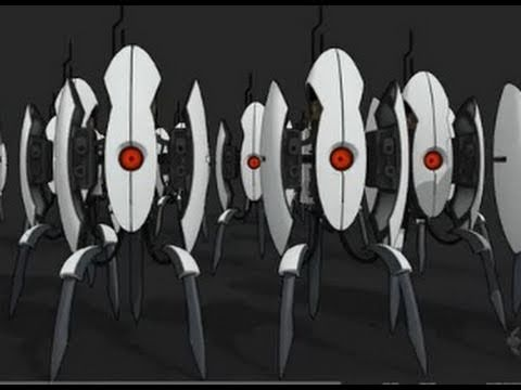 Portal 2 official turrets trailer youtube portal 2 official turrets trailer malvernweather Gallery