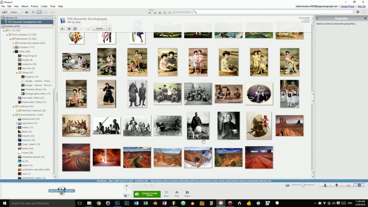 google picasa 3 tutorial youtube rh youtube com Picasa for Windows 8 Picasa Sign In