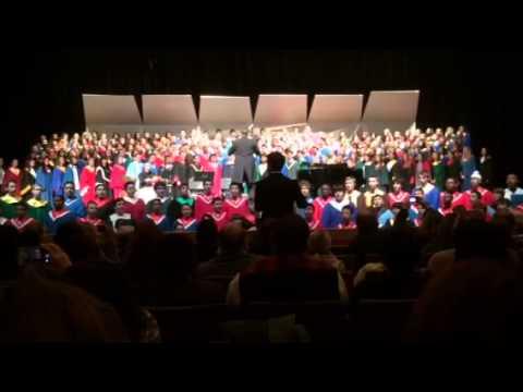 Can You Hear- All South Jersey Junior/Senior Choir 2014