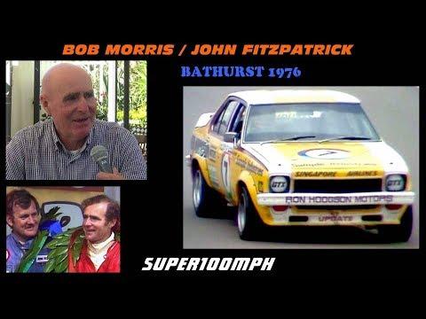 MORRIS / FITZPATRICK Bathurst 1976 Finale