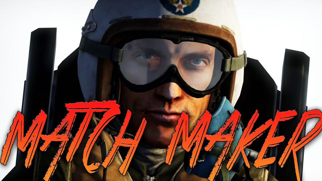 War Thunder Gameplay: Broken Match Maker - YouTube