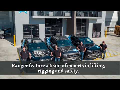 RANGER - Lifting | Rigging | Safety (VIC) - Lifting equipment | Lifting Inspections Kensington, VIC