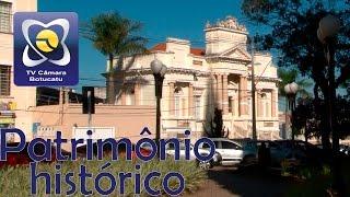 Lelo Pagani defende preservação do patrimônio histórico