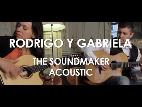 Rodrigo y Gabriela - The Soundmaker - Acoustic [ Live in Paris ]
