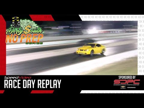 BoostedGT Wins During The Friday Cash Days At The Dirty South No Prep Race At Odessa