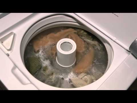 The 1996 Maytag Dependable Care Washer/Dryer Pair