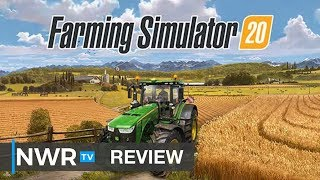 Farming Simulator 20 (Switch) Review (Video Game Video Review)
