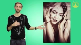 Женский портрет. Урок фотографии / VideoForMe - видео уроки