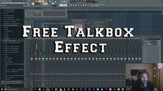 How to get a Talkbox Effect for free in any DAW