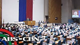 LIVE: Lawmakers convene to discuss Duterte's request to extend Mindanao martial law
