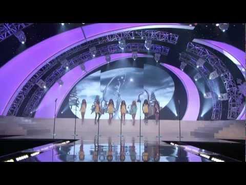Miss Universe  2012 - Las Vegas [HD] part 1