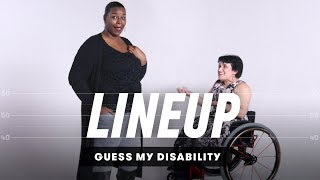 Guess My Disability | Lineup | Cut