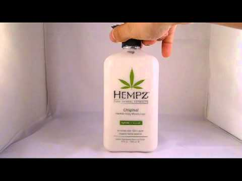 Hempz Herbal Original Moisturizng Lotion Review by Salon Professional