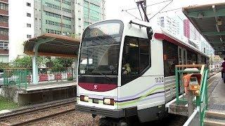 Hong Kong Buses - Yuen Long 元朗 and the Light Rail System 輕鐵