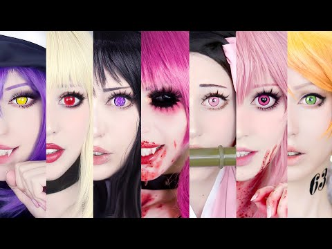 ☆ Review: What Circle Lenses for cosplay? PART 5 ☆