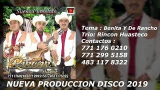 """!!!ESTRENO !!Trio """"Rincón Huasteco """" Disco 2019"""