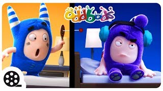 Oddbods - NOISY NEIGHBOURS | Funny Cartoons For Kids | The Oddbods Show