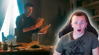 UNCHARTED - Live Action Fan Film (2018) Nathan Fillion REACTION