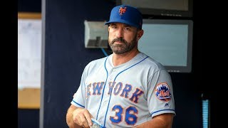 Watch: new york mets move on from manager mickey callaway