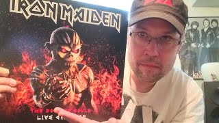 Baixar First Look : Iron Maiden - Book of Souls Live Chapter Triple Vinyl