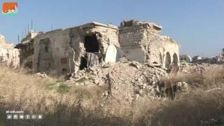قصف جديد على شرق حلب بالتزامن مع اجتماعات دولية