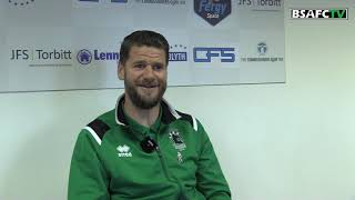 INTERVIEW | Michael Nelson on new signings, fans \u0026 budget