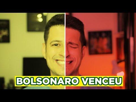 BOLSONARO GANHOU E AGORA?