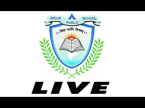 INDUS PUBLIC SCHOOL | LIVE  |  INVESTITURE CEREMONY | 16 MAY 2018