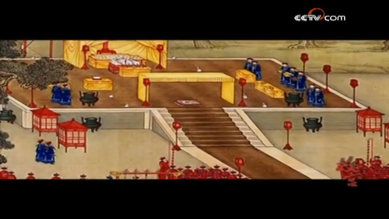 坤宁宫是清代皇室的主要祭祀场所《故宫》第三集 礼仪天下 | CCTV纪录