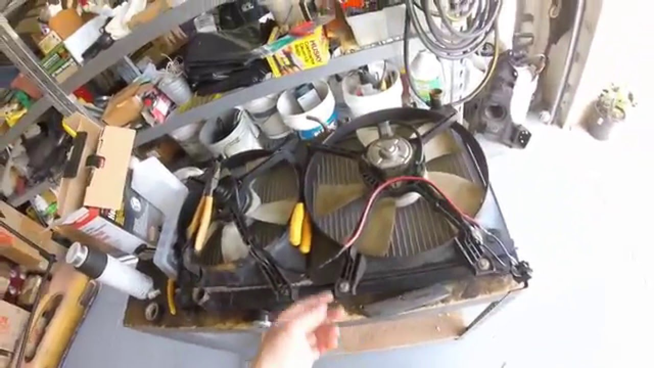 maxresdefault how to parallel miata radiator fans youtube Dual Stereo Wiring Harness Diagram at edmiracle.co