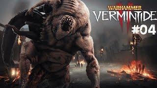 WARHAMMER VERMINTIDE 2 : #004 - Chaosbrut?! - Let's Play Warhammer Deutsch / German
