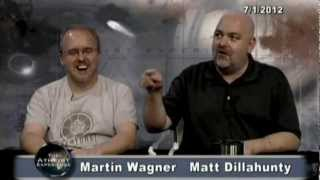 Atheist Experience #768 with Matt Dillahunty and Martin Wagner