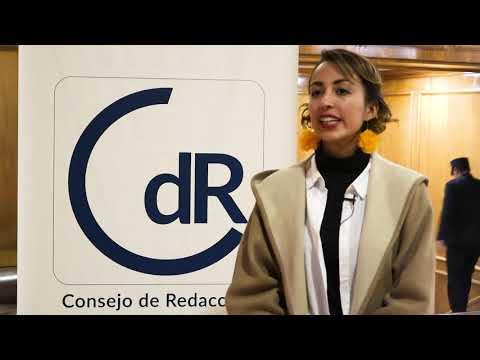 Entrevista Lia Valero - Lanzamiento Ríos de vida y muerte II