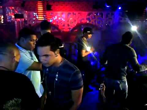 Max Agende,Lenny Santos Aventura And 24 Horas Live @clubBliss    YouTube