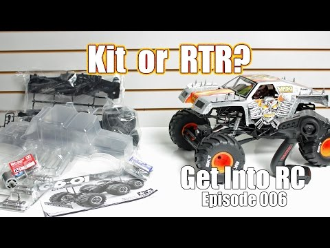 Kit or Ready To Run? - Get Into RC