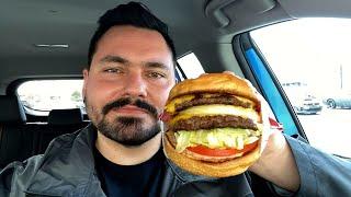 Probando la Hamburguesa más Famosa | La Capital