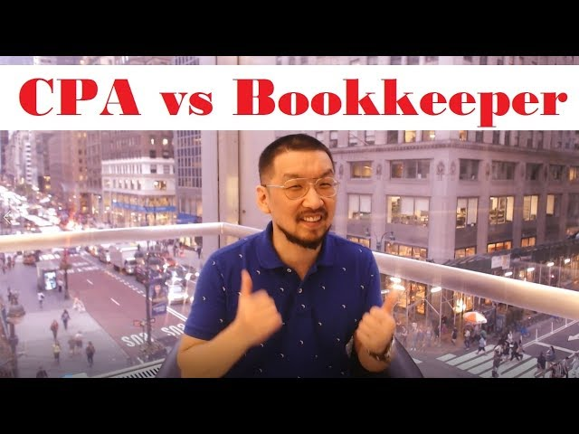 CPA vs Bookkeeper: What is the Difference?