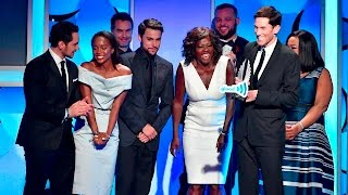'How to Get Away with Murder' Accepts the #GLAADAWARDS for Outstanding Drama Series