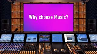 Why Choose Music | Year 8 Options | 2021