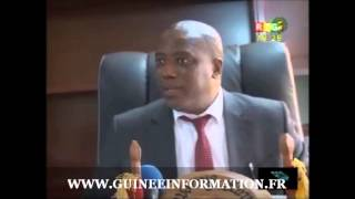 Lounceny Fall, ministre du Tourisme dans ECO VISION: Les perspectives