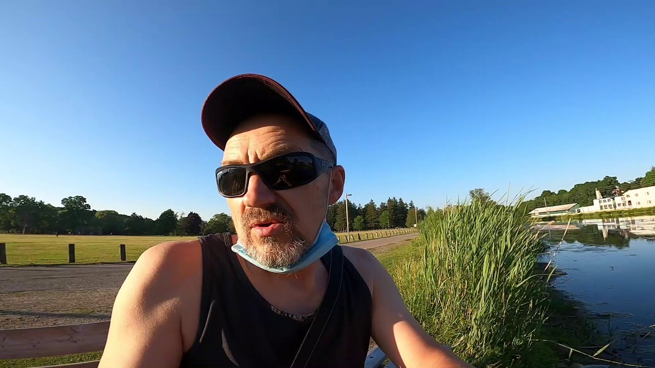 Test PASSED! -- GoPro Hero8 -- Riverside Park