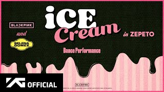BLACKPINK X Selena Gomez - 'Ice Cream' DANCE PERFORMANCE VIDEO Teaser