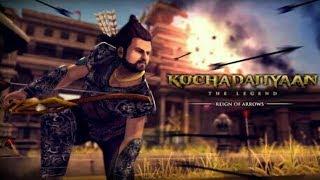 Kochadaiyaan - the game game play tamil