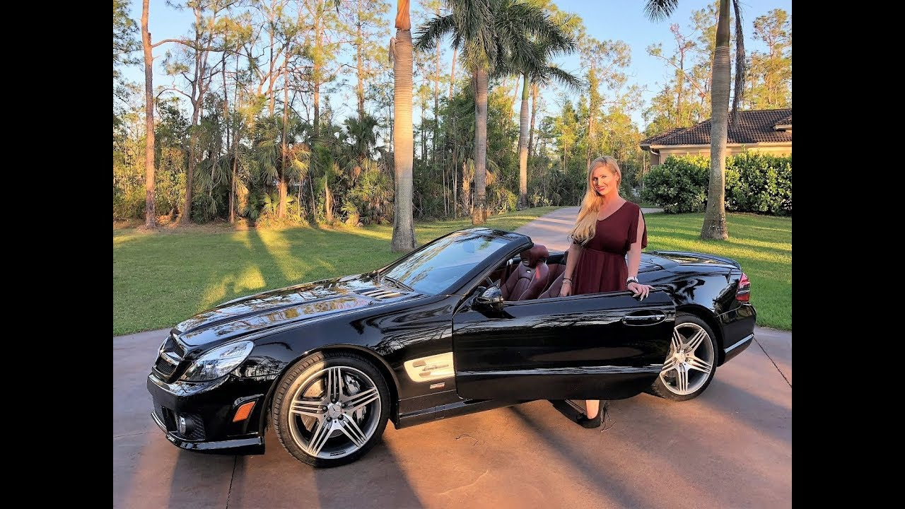 Sold 2011 Mercedes Benz Sl63 Amg 518hp 27k Miles For Sale By Autohaus Of Naples 239 263 8500