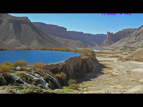 Band e Amir National Park | National Park in Afghanistan | Travel 4 All