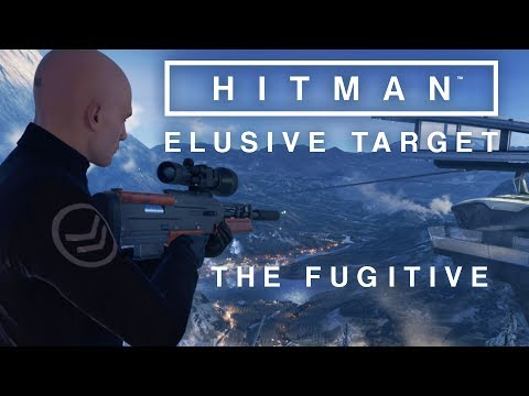 Hitman: Elusive Target - The Fugitive
