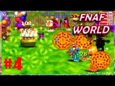 FNaF World - Episode 4 |