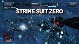 Strike Suit Zero Launch Trailer